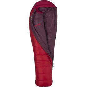 Marmot Always Summer Sleeping Bag long, team red/sienna red